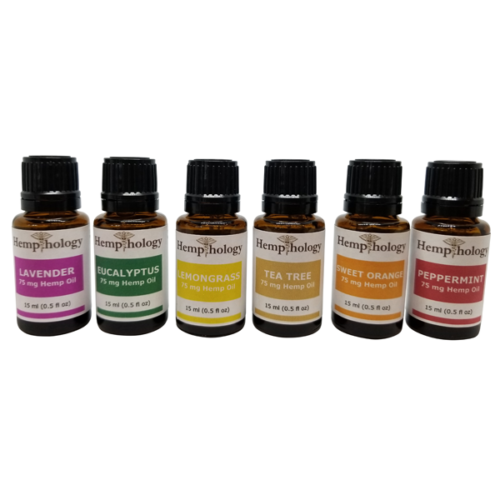CBD Essential Oils