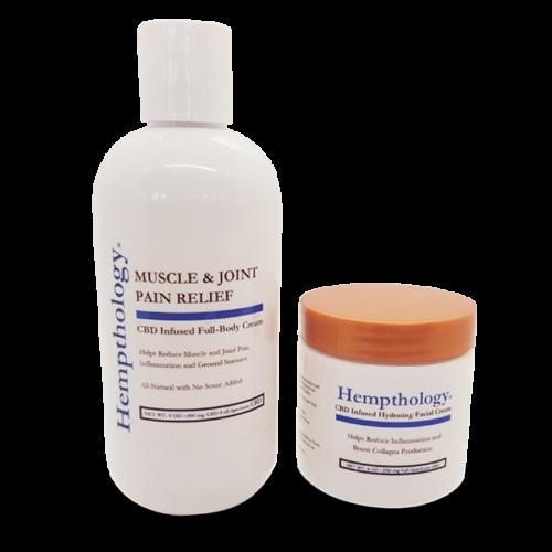 Hempthology CBD Cream