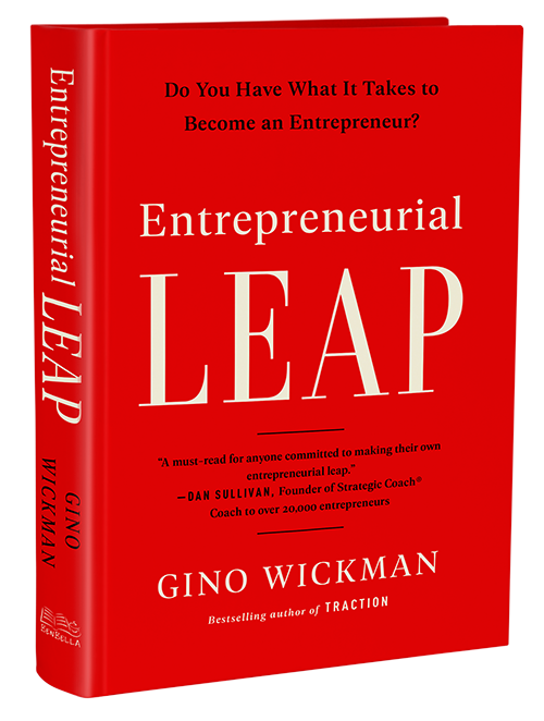 Entrepreneurial Leap by Gino Wickman