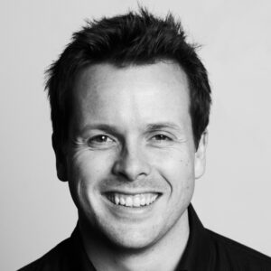 David Jenyns - Entrepreneur