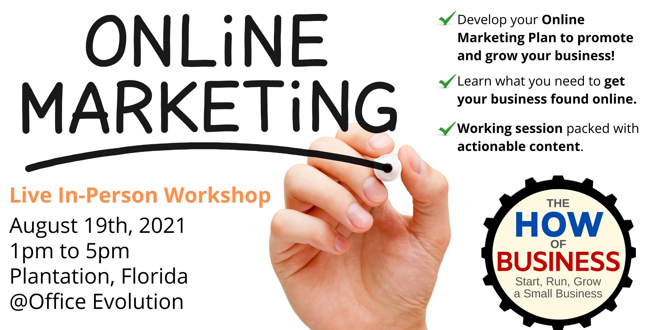 Online Marketing Worskshop