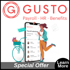 Gusto -Payroll, HR, and Benefits for Small Business.