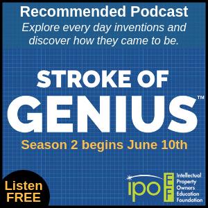 Stroke of Genius Podcast