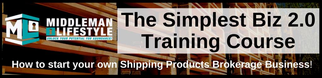 The Simplest Biz Training Course