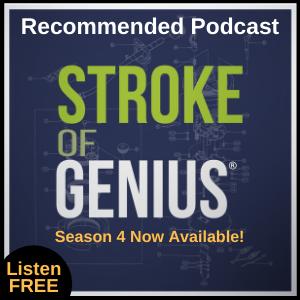 Stroke of Genius Podcast - Season 4