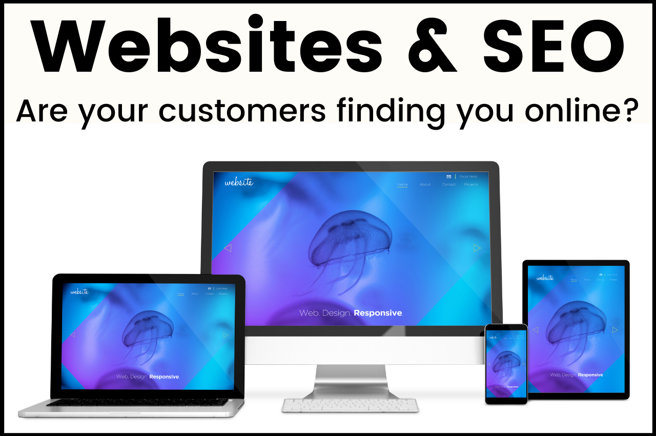 Websites & SEO for Small Business