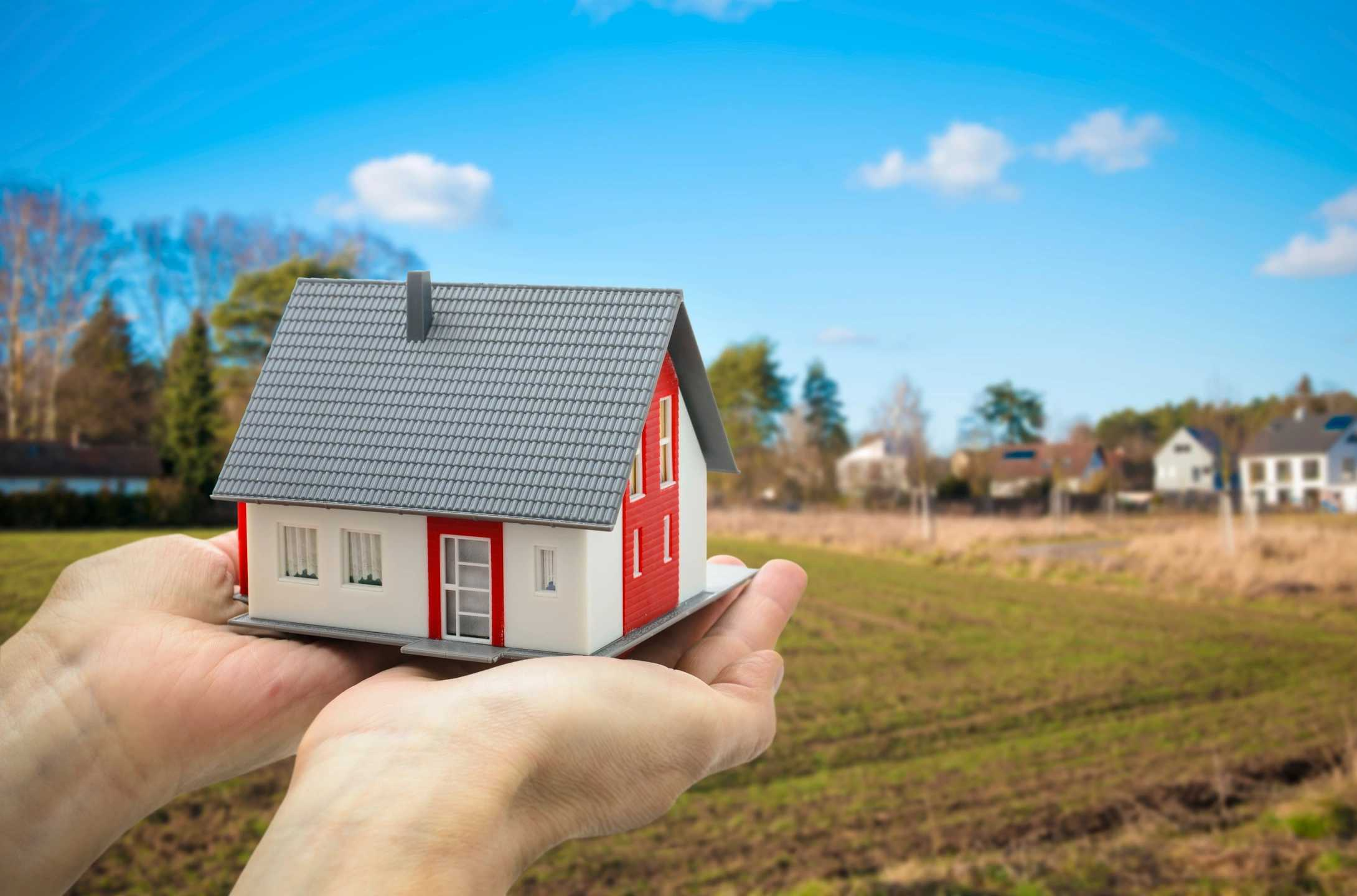 Boundary Surveys for purchasing a new home