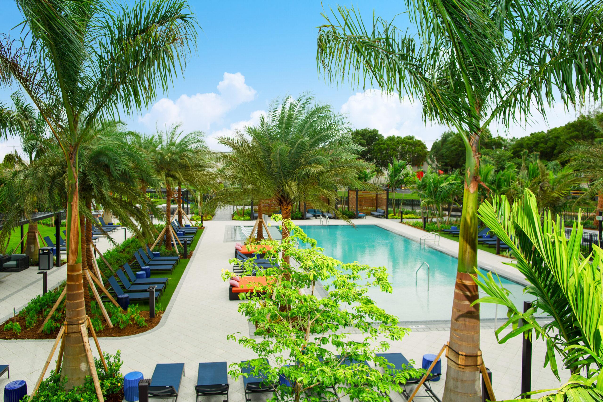 Pool Sanctuary