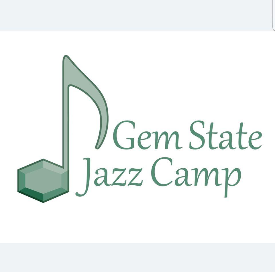 Gem State Jazz Camp Logo