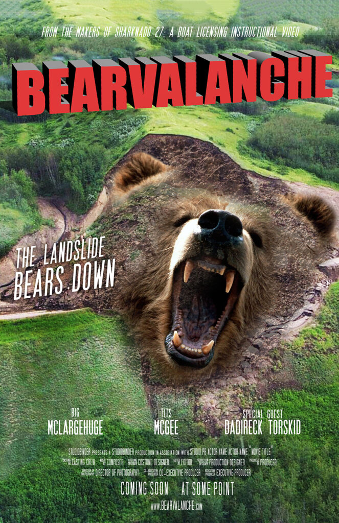 Bearvalanche