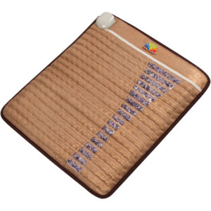 Radiant Far Infrared Small Mini Mat Pad with 100% Amethyst