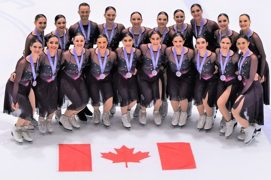 Our Senior Team returns from California with a Bronze Medal