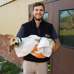 Kian Sadler Facilities Manager Canine Center FL