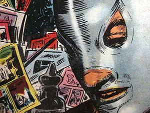 SANTO Golden Age Comics at LCX
