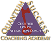 Certified Law of Attraction Coach shield