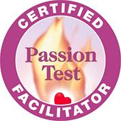 Certified Passion Test Facilitator shield