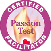Certified Passion Test Facilitator shield