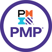 certification pmp professional project manager logo