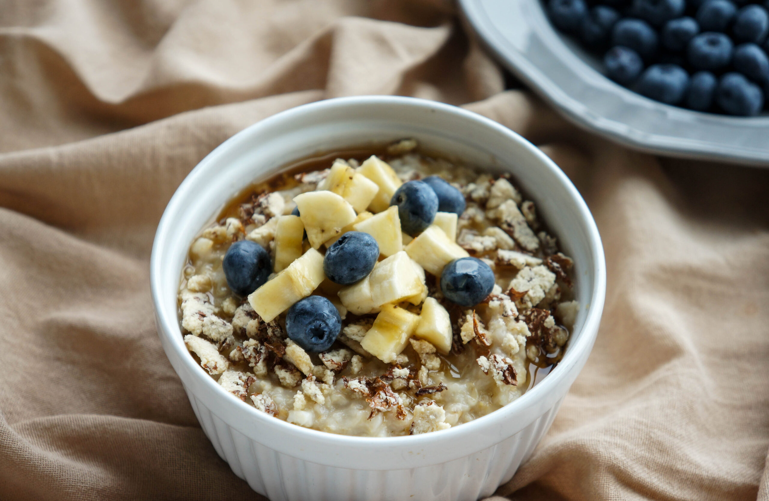 Let it Flow Anytime Oats - Latch onto Health