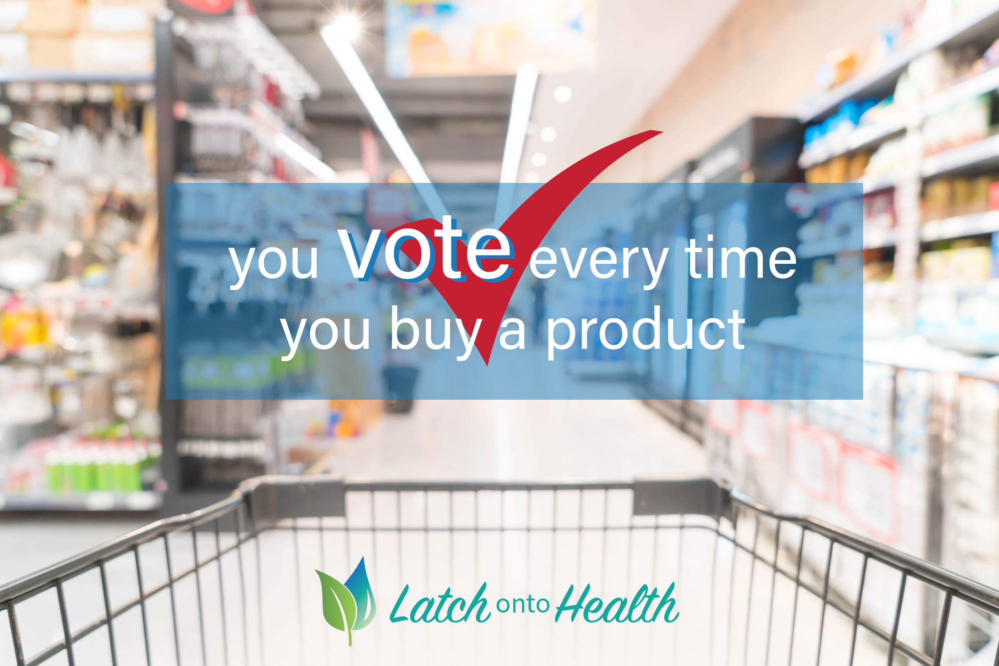 Do More With Your Dollar and Vote_Latch onto Health