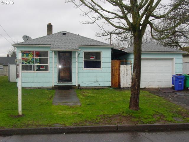 Solid 1950 North Portland fixer