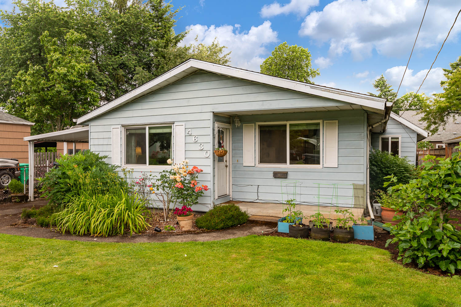 SOLD in 4 days – Woodstock