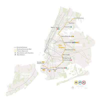 Future of Transportation In NYC Boroughs