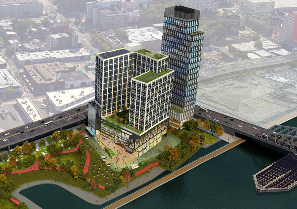 City Council approves L+M's massive South Bronx waterfront project