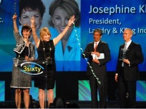 Landry & Kling Inducted Into CLIA 2009 Hall Of Fame, cruise event and ship charter specialists