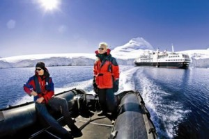 Silversea Explorer, luxury expedition ship charter in Antarctica | Landry & Kline Small Ship Charters