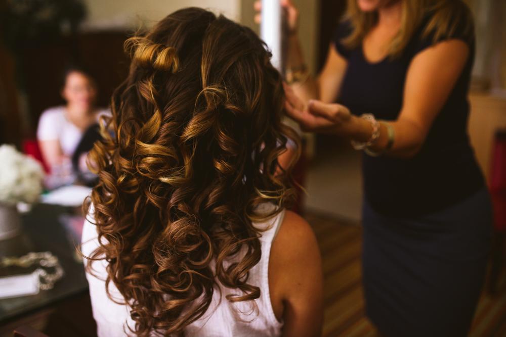 Bridal Hair by GoodeHair