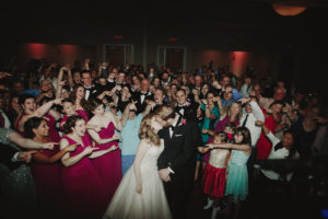 Dance Floor, fun wedding