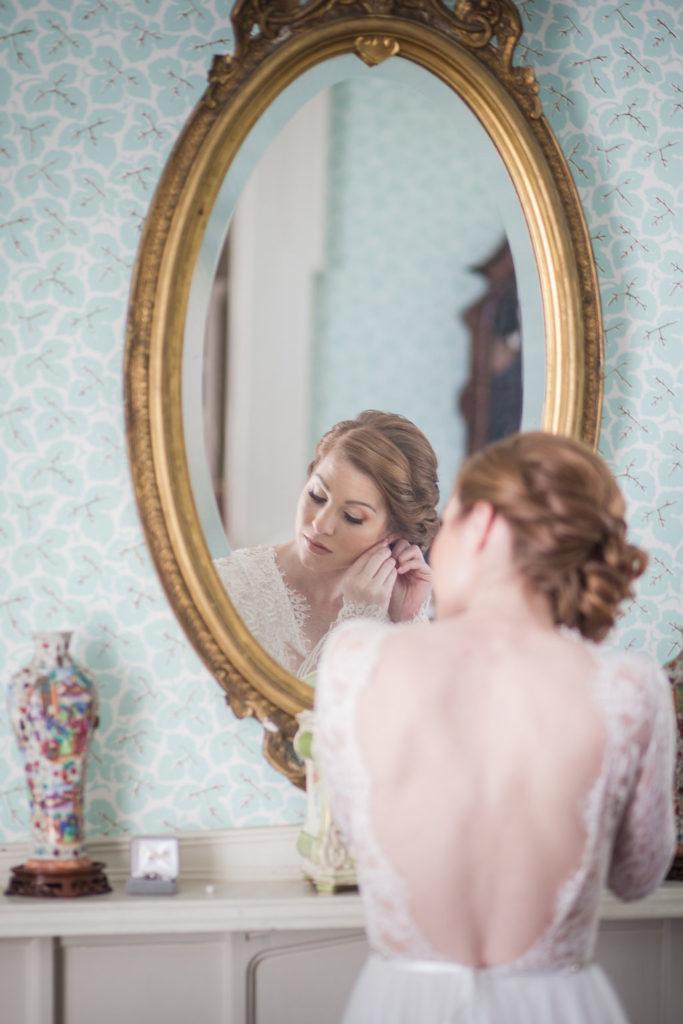 Bride, Kelton House, Historic Home Wedding