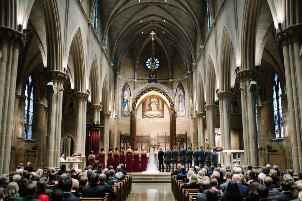 St. Joseph Cathedral, Wedding