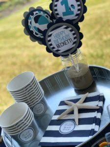 Beach cups