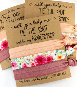 cant tie the knot hairties