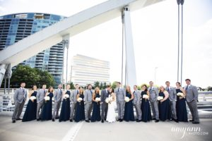 Bridal party images