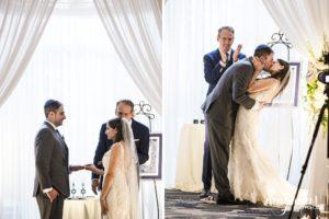Abby & Brad ceremony