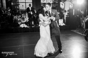 Abby & Brad dancing