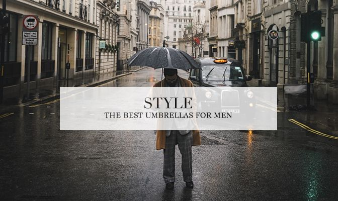 The Best Umbrellas for Men