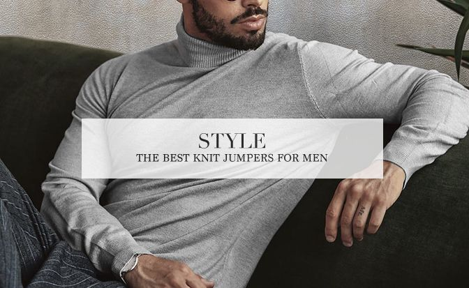 The Best Knit Jumpers for Men
