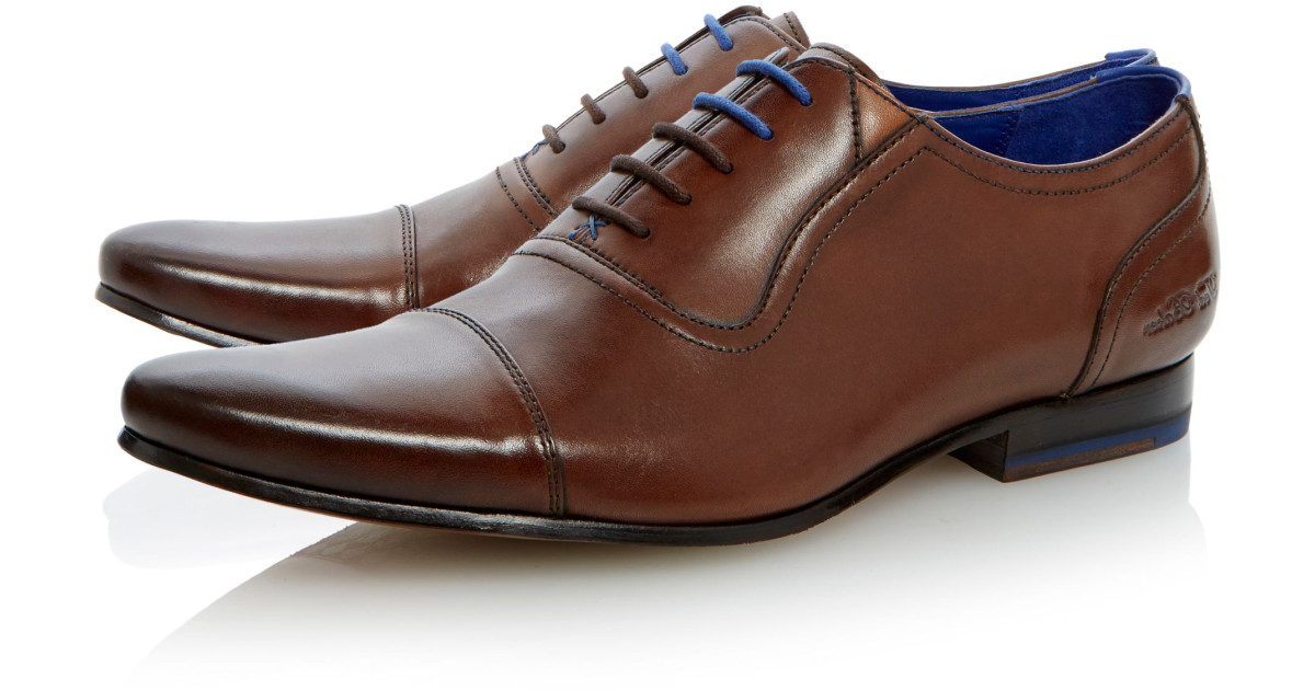 Brown-oxford-shoes