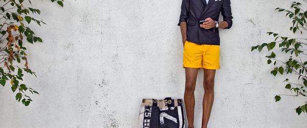 mens smart shorts