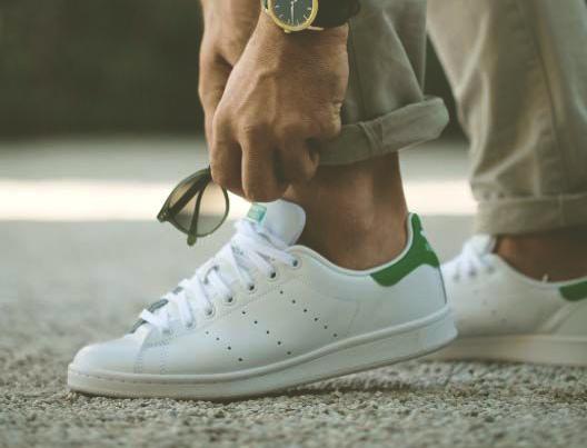 white trainers adidas originals