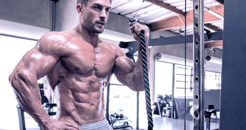 one arm cable hammer curl