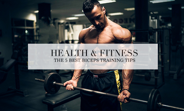5 best biceps training tips
