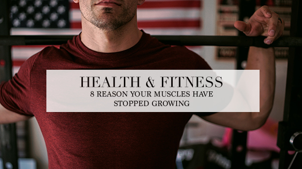 reasons why muscles have stopped growing
