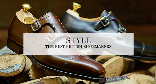british shoemakers
