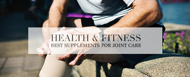 best joint care supplements