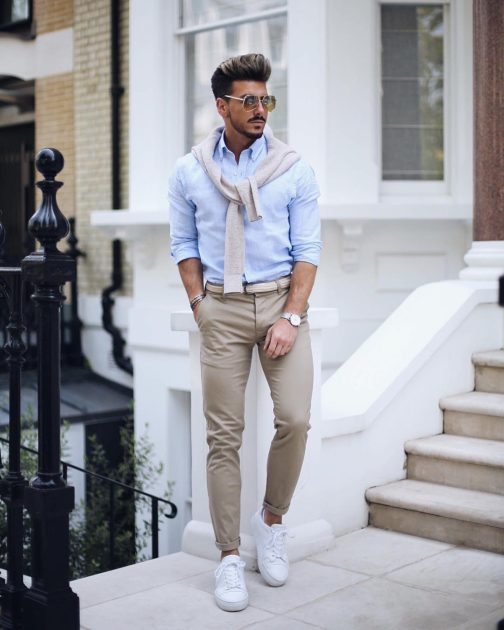 mens summer smart-casual